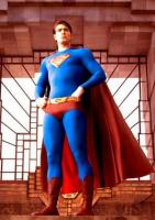 "Tony Romo as ""Superman"""