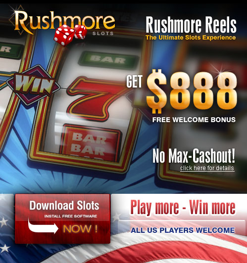 Play Free Slots Now at Rushmore Casino!